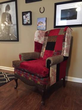 Littlewing Wingback